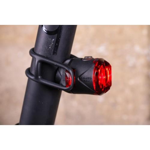 Geanta Borseta Sa Topeak Wedge Dry Bag complet rezistenta apa neagra cu elemente 3M reflectorizante