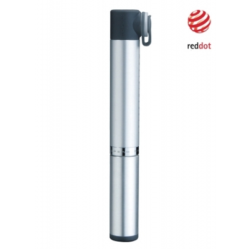 Pompa Mini Road Topeak Micro Rocket Al Tmr Al Argintie