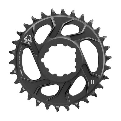 Foaie Angrenaj Sram Eagle X Sync2 32T 6Mm Cold forged Alu negru