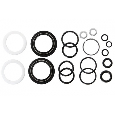 Kit Service Furca 30 Gold A1(2014 2016) Incl Dust Seals Foam Rings O Ring Seals