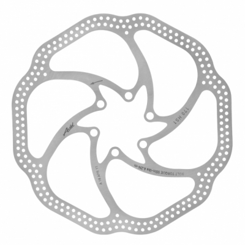 Disc Frana Avid Heat Shedding 170 suruburi incluse argintiu