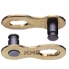 Zala Conectoare Kmc X9 Gold Missing Link Pt. 9Viteze Pin 6.6Mm