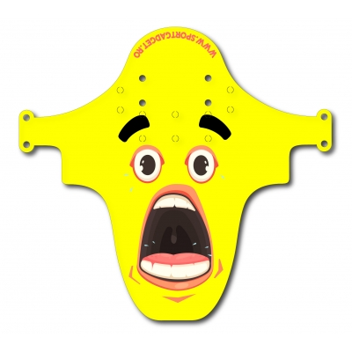 Aparatoare Furca/Cadru Sportgadget Scared Emoji