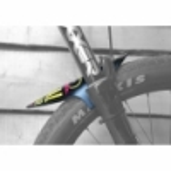 Aparatoare Furca/Cadru Sport Gadget Stripes Black/Blue Mat