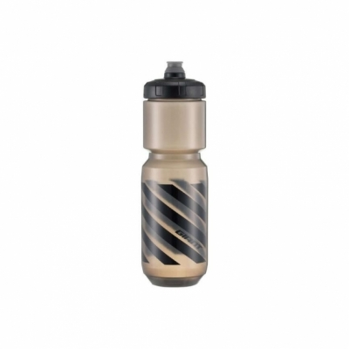Bidon GIANT CleanSpring 750ml, Transparent Negru