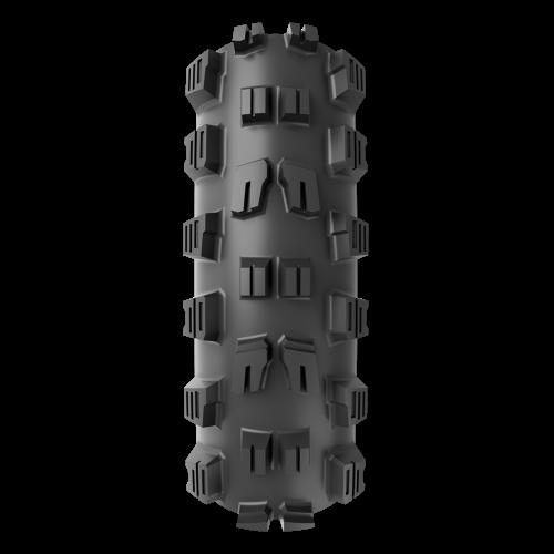 Bidon GIANT CleanSpring 750ml, Transparent / Negru