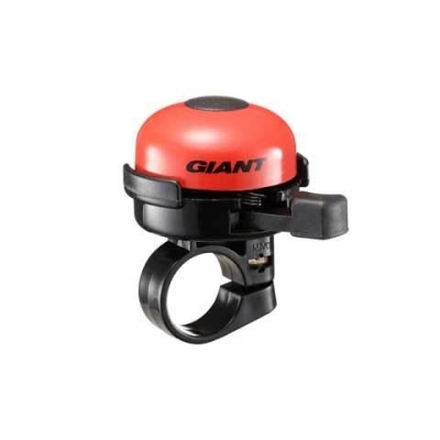 Claxon Giant Ding-a-Ling Rosu
