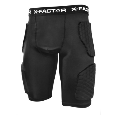 impact Shorts X-FACTOR QBI