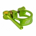 Colier Force cu clema 34.9 mm al verde