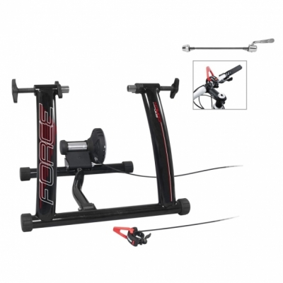 Trainer Force Coach 600watt otel negru