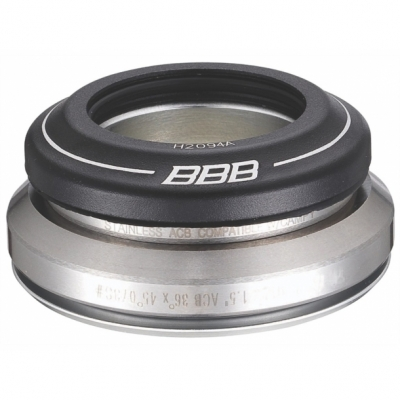BBB Cuvetarie Tapered 1.1/8-1.5 con aluminiu 8 mm