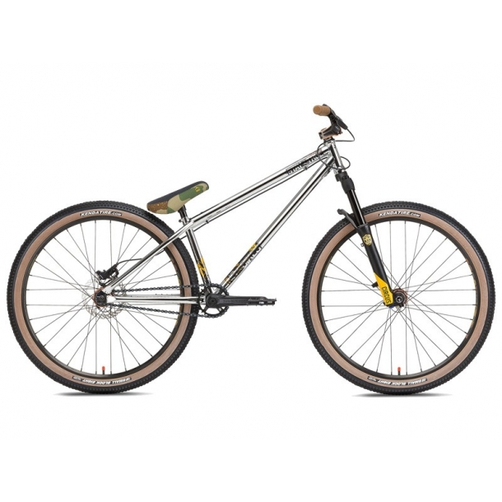 Bicicleta NS Metropolis 1 2018