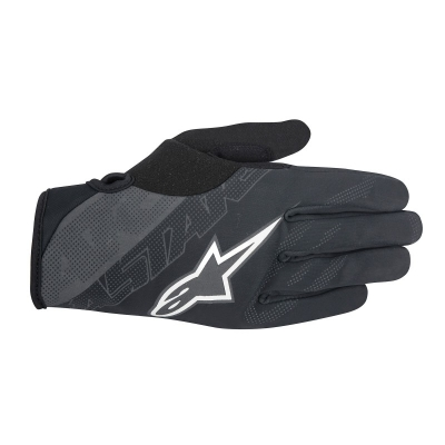 Manusi Alpinestars Flow Stratus black/steel/gray