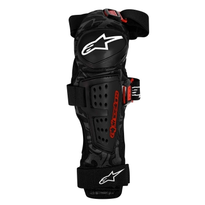 Protectii Genunchi Alpinestars Moab Knee/Shin Guars black
