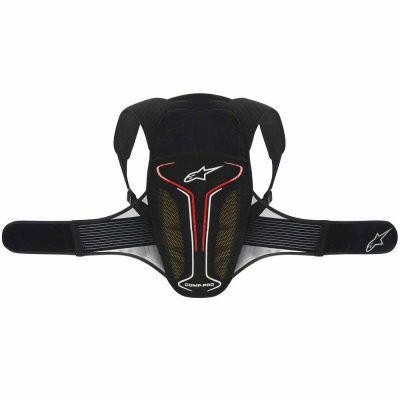 Protectii Sapte Alpinestars Evolution Back Protector black/white/red