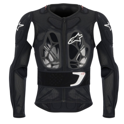 Armura Alpinestars Tech Bionic MTB Jacket black/red
