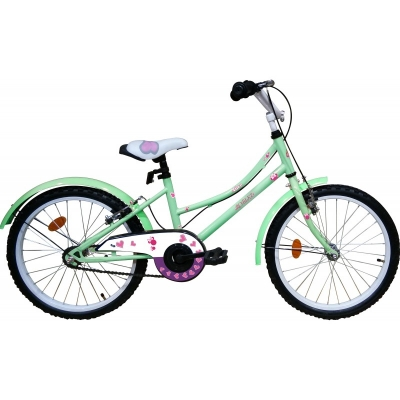 Bicicleta Robike Alice 20'' turquise/violet