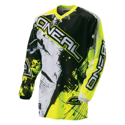 JERSEY O'NEAL ELEMENT SHOCKER, GALBEN NEON