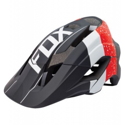 CASCA FOX FLUX METAH KROMA RED/BLACK