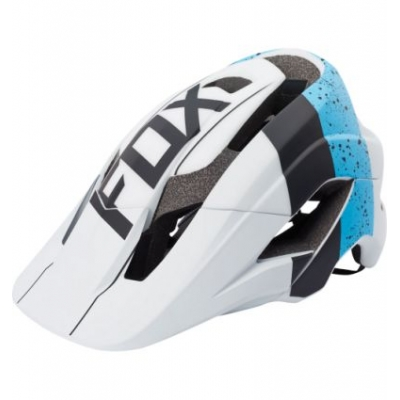 CASCA FOX FLUX METAH KROMA BLUE/WHITE