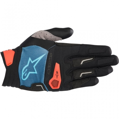 Manusi Alpinestars Drop Pro Poseidon Blue/Energy
