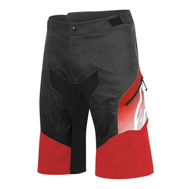 PANTALONI Alpinestars Predator black/red