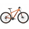 Bicicleta Focus Whistler 3.7 27G 27.5'' Supra Orange Mat 2019