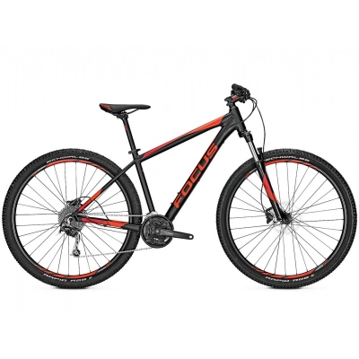 Bicicleta Focus Whistler 3.7 27G 27.5'' Magic Black Mat 2019