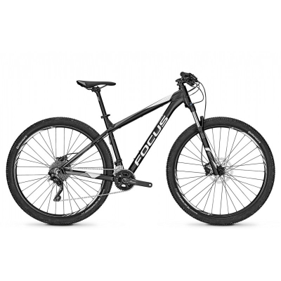 Bicicleta Focus Whistler Lite 20G 29'' Magic Black Mat 2018