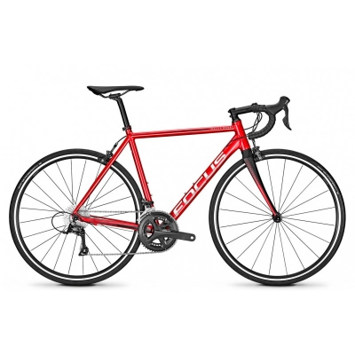 Bicicleta Focus Izalco Race AL Sora 28'' Hot Chili Red 2018