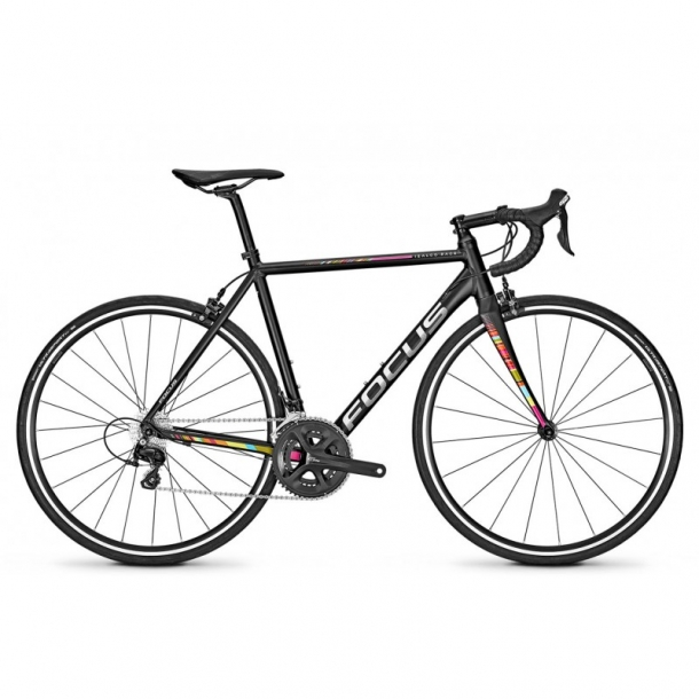 Bicicleta Focus Izalco Race AL 105 28'' Freestyle Black 2018