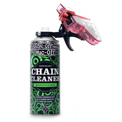 Spray Muc-Off Chain Doc