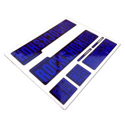 Aparatoare Furca/Cadru SportGadget FoxPunisher Portocalie