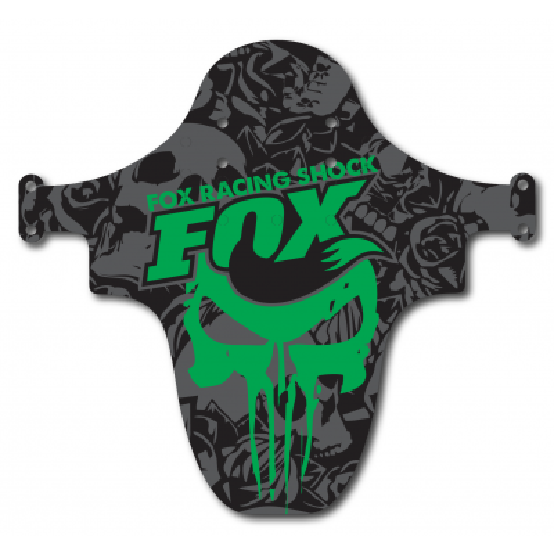 Aparatoare Furca/Cadru SportGadget DeadFox Verde