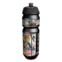 Bidon RIESEL - Stickerbomb Negru 750mL