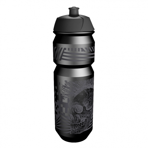 Bidon RIESEL - Skull Black 750mL