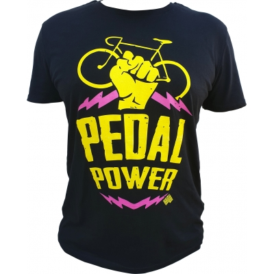 TRICOU CASUAL LEADS PEDAL POWER