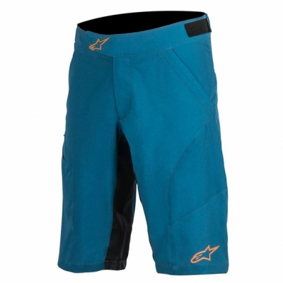 Pantaloni scurti Alpinestars Hiperlight 2 Shorts blue bright orange