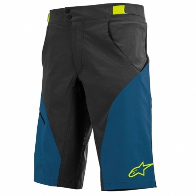 Pantaloni scurti Alpinestars Pathfinder Base Shorts black/royal blue