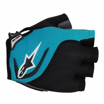 Manusi Alpinestars Pro-Light Short Finger black ocean