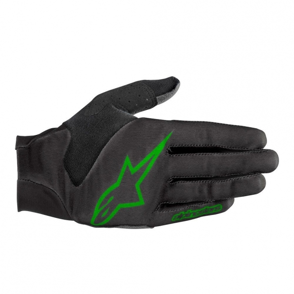 Manusi Alpinestars Aero V3 black/green