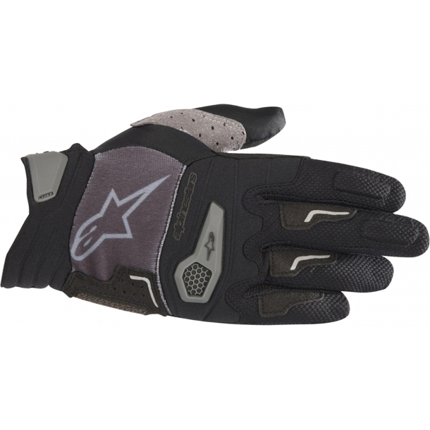 Manusi Alpinestars Drop Pro steel/gray