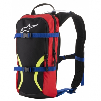 Rucsac Alpinestars Iguana Hydration Black Blue Red Yell