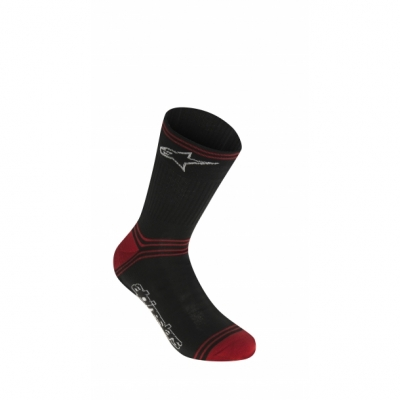 Sosete Alpinestars Winter Black Red