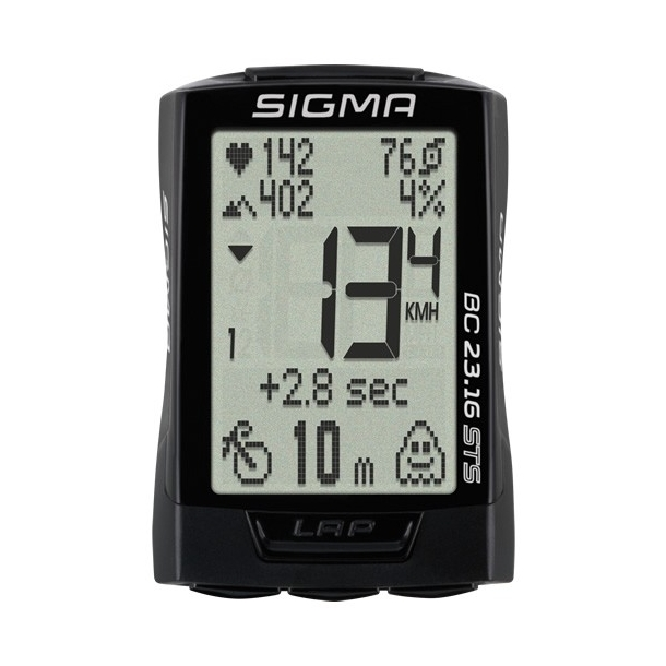 Ciclocomputer Sigma Sport BC 23.16 STS