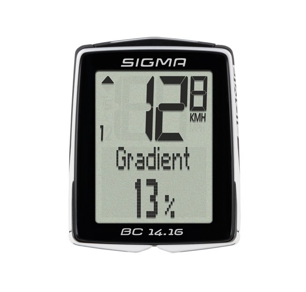 Ciclocomputer Sigma Sport BC 14.16 ALTI