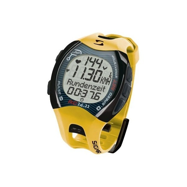 Ceas Sigma RC 14.11 Heart Rate Monitor
