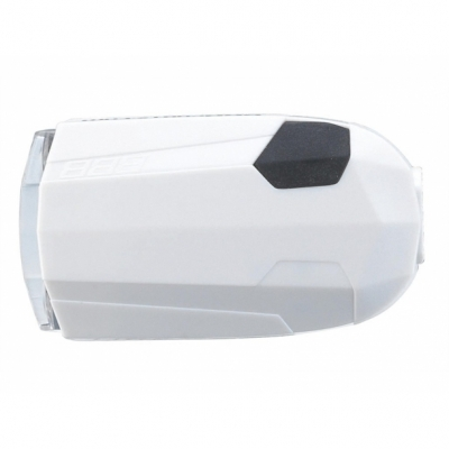 Far BBB BLS-4607 Spark alb reincarcabil baterie Litiu