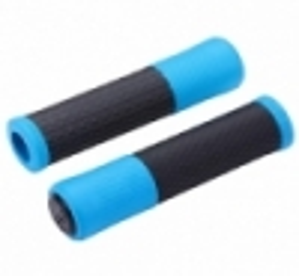 Mansoane BBB Viper 130mm Negru/Albastru