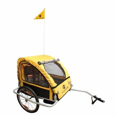 Carucior Transport Copii M-WAVE KIDS RIDE EASY, Aluminiu , 20